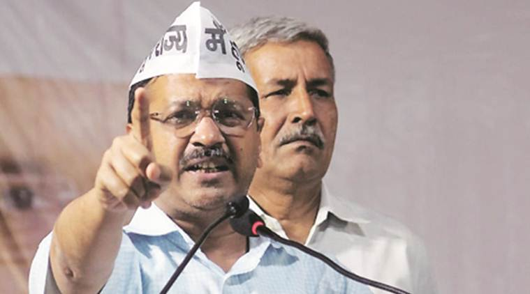 Delhi BJP asks police chief to review security cover of Kejriwal