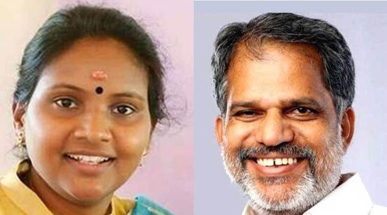 Kerala CPM leader in hot water over sexist remarks against Congress candidate Remya Haridas