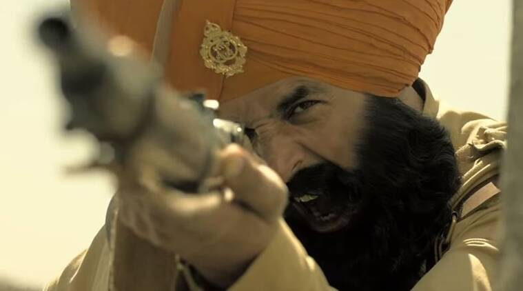 kesari box office