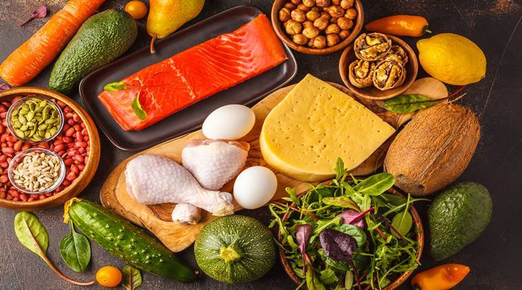 Keto diet, Ketogenic eating, indianexpress, nutrition