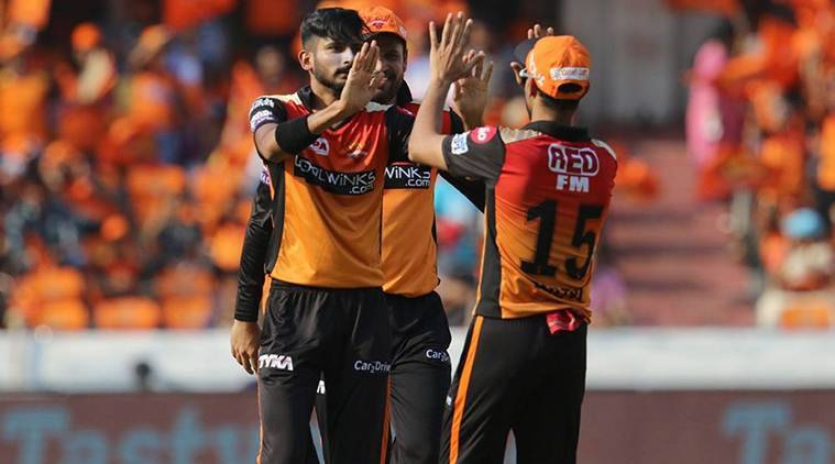 IPL 2019: Khaleel Ahmed stars for SRH before Warner-Bairstow seal convincing win against KKR