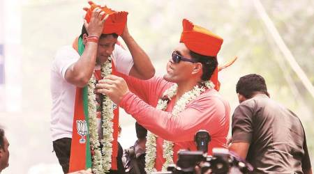 'Foreigner shouldn't be allowed to influence minds of voter': TMC to EC over Khali's campaign