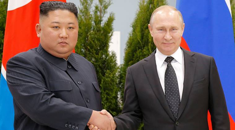 After Meeting Kim Jong Un, Putin Supports North Korea On Nuclear Disarmament