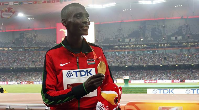 Former Olympic champion Asbel Kiprop banned for four years for doping