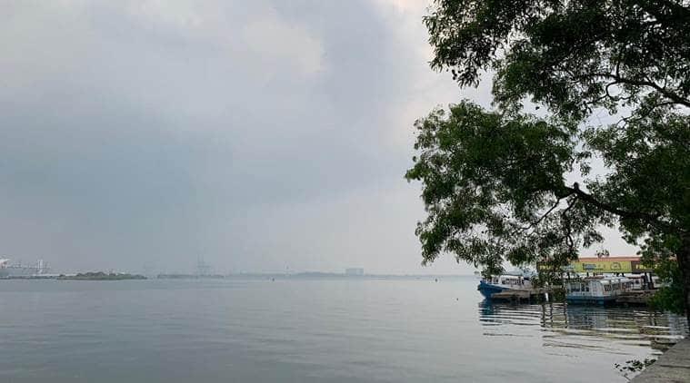 Fani, Cyclone Fani, cyclonic storm, fani cyclone, weather forecast, weather report, weather today, kerala, andhra pradesh, tamil nadu, indian express