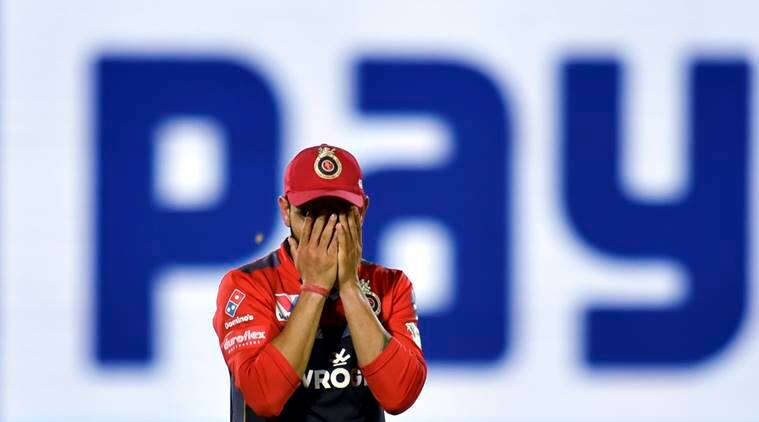 Royal Challengers Bangalore burdened with title pressure: Virat Kohli
