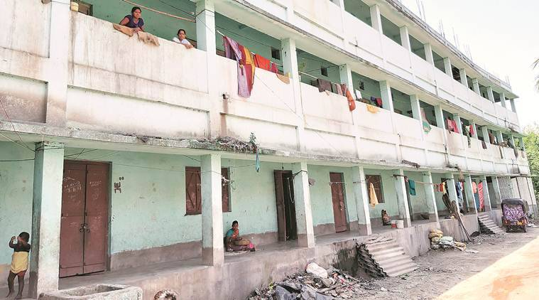 Malda: Three Years At Relief Centre, Families Who Lost Homes To Ganga To Boycott Polls