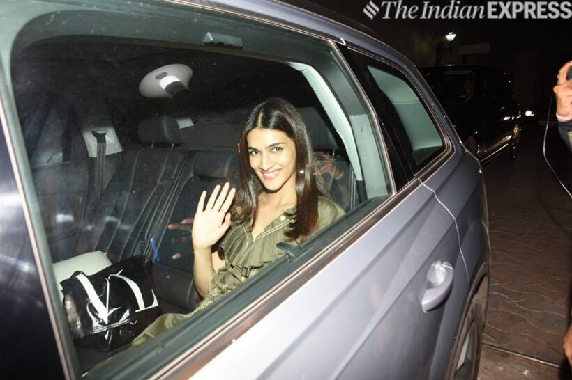 kriti sanon at kalank screening