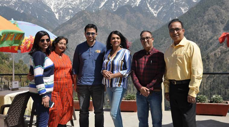 retreat, writer's retreat, writer retreat, writing, authors, author retreat, indian express, indian express news