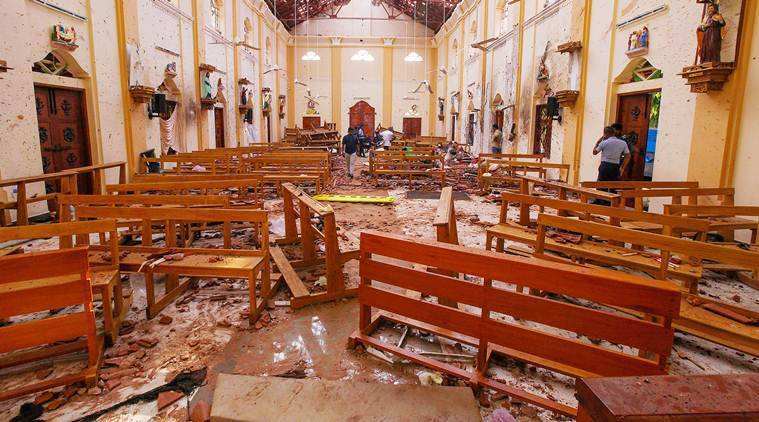 Sri Lanka blasts, Sri Lanka bomb blast, sri lanka church blast, Colombo blasts, Sri lanka explosions, Sri Lanka terror attack, Indians killed in Sri Lanka blast, Sri Lanka blast death toll, St. Anthony's Church, St. Sebestian's Church, bomb explosion in sri lanka, sri lanka church blast news, bomb explosion in sri lanaka