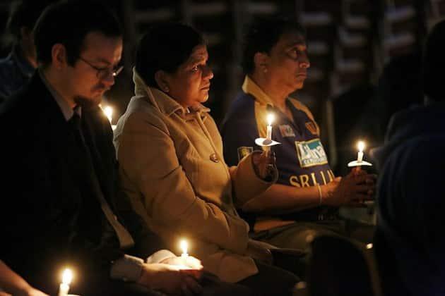 sri lanka attacks, sri lanka bomb blasts, sri lanka photos, indians killed in sri lanka, JD(S) workers, sri lanka emergency, sri lanka easter attacks, sri lanka suicide bomb attacks, indian express