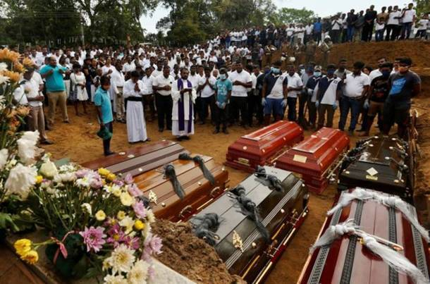 Sri Lanka bombings signal reach of the Islamic State group growing beyond Middle East