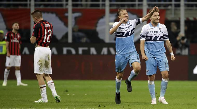 Italian League Condemns Racist Chanting In Lazio's Italian Cup Semifinal Win