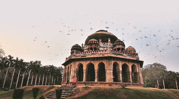 Birthday gift for Lodhi Gardens: Exotic trees and many plans for the future