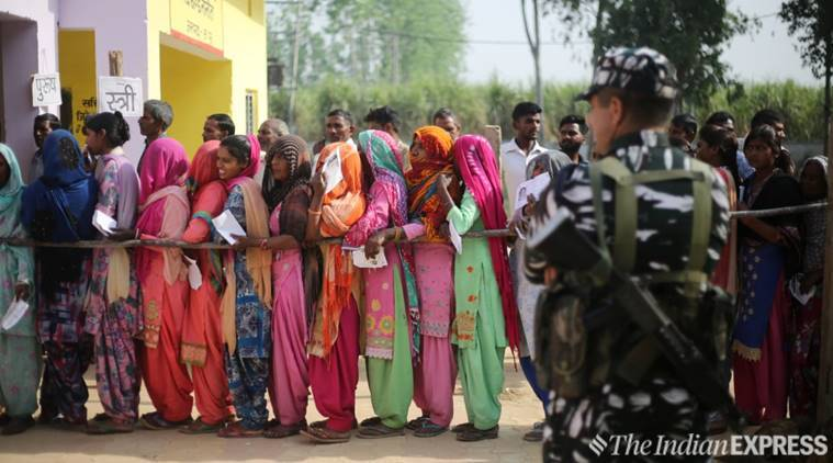 2019 Lok Sabha elections off to choppy start with violence, EVM glitches, missing names controversy
