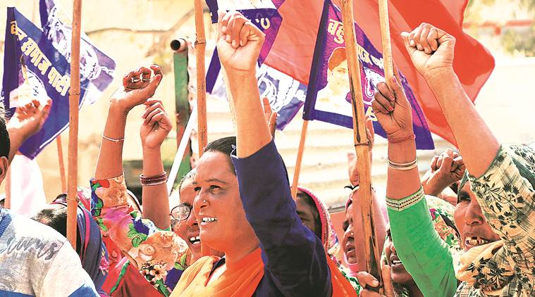 Punjab: Amid calls for NOTA, parties hold separate meetings in SC