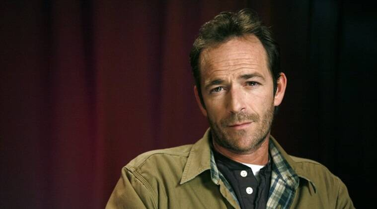 Working with Quentin Tarantino was on Luke Perry's bucket list