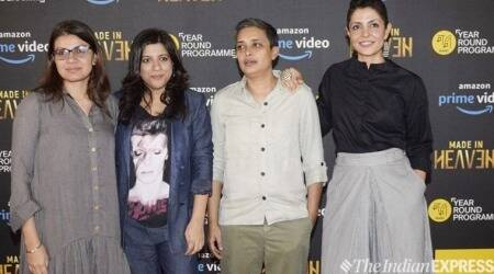 Zoya Akhtar, Reema Kagti, Alankrita Shrivastava, Nitya Mehra, Made In Heaven, Made In Heaven web show