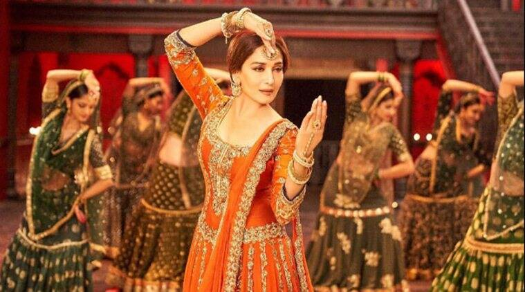 Madhuri Dixit on Kalank