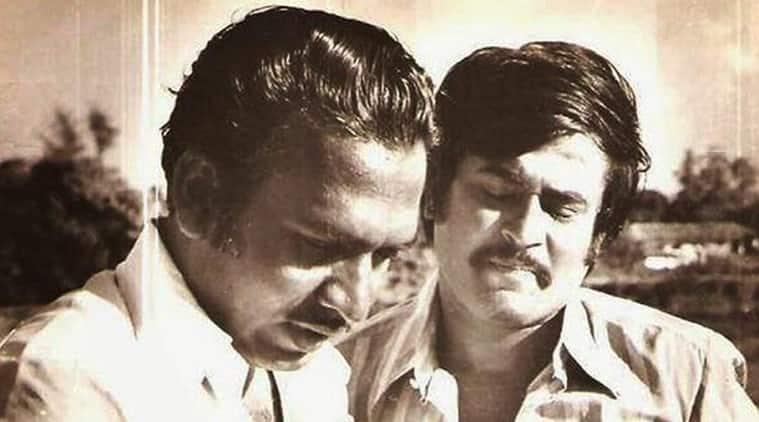 j Mahendran and Rajinikanth