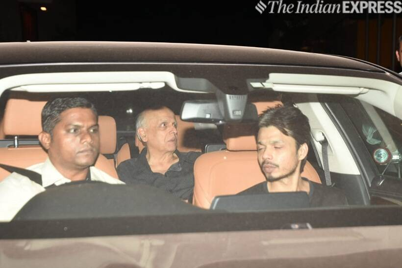 mahesh bhatt at kalank screening