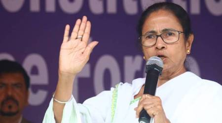 mamata banerjee on nrc, mamata banerjee amit shah meeting, nrc in west bengal, kolkata city news, indian express news