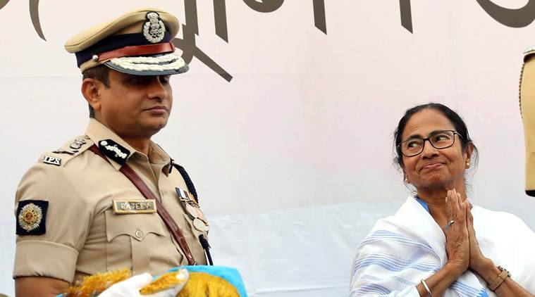Mamata remarks top cops' transfer unfortunate: EC
