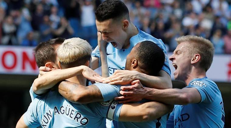 Manchester City vs Tottenham Hotspurs Live Streaming: Manchester City take on Tottenham Hotspurs. (Source: AP)