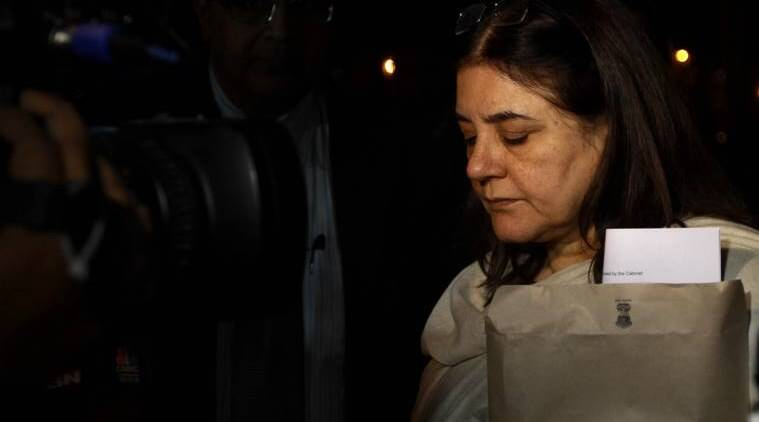 Facing flak over Muslim vote remark, Maneka Gandhi says comments 'taken out of context'
