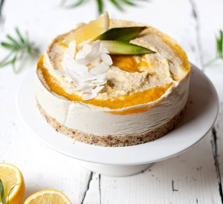 cheesecake recipes, mango cheesecake, lemon cheesecake, java plum cheesecake