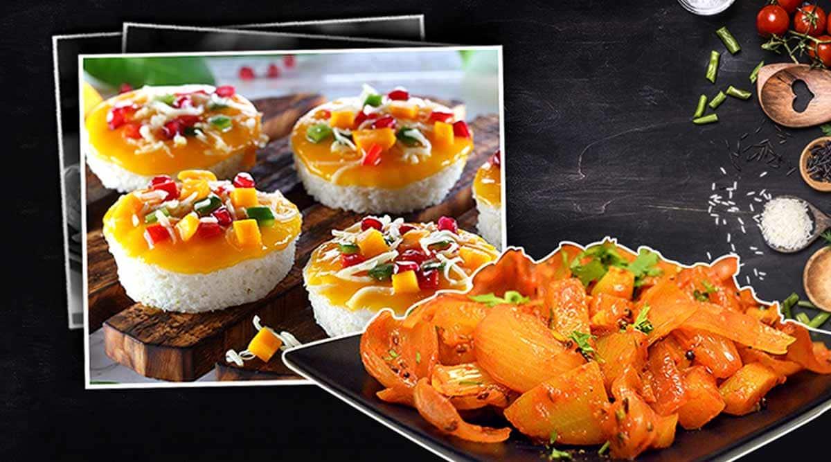 mango recipes, pizza recipes, dhokla recipes, summer recipes, indian recipes