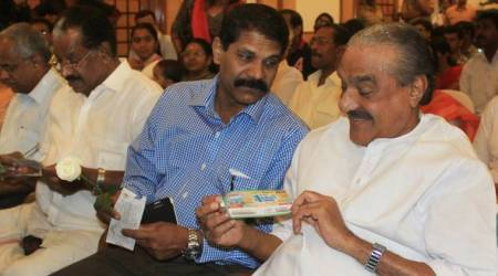 'Achachan has left us forever': Tributes pour in for KM Mani from across Kerala