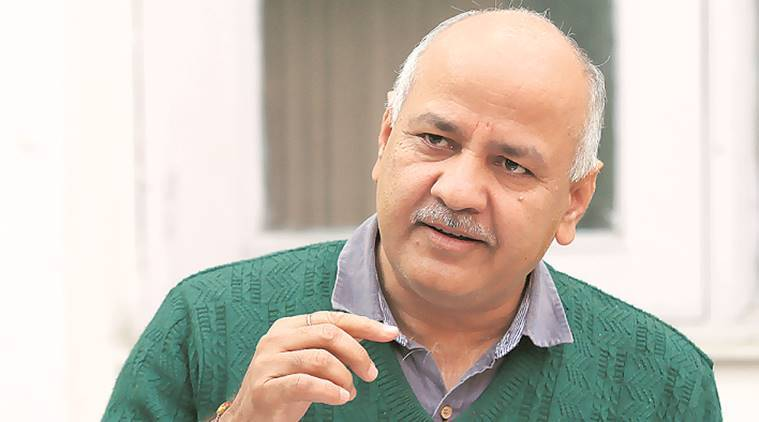 delhi schools, manish sisodia, arvind kejriwal, deputy chief minister, deputy cm manish sisodia, delhi govt schools, government schools, govt schools in delhi, assembly polls, delhi assembly polls, education news, indian express news