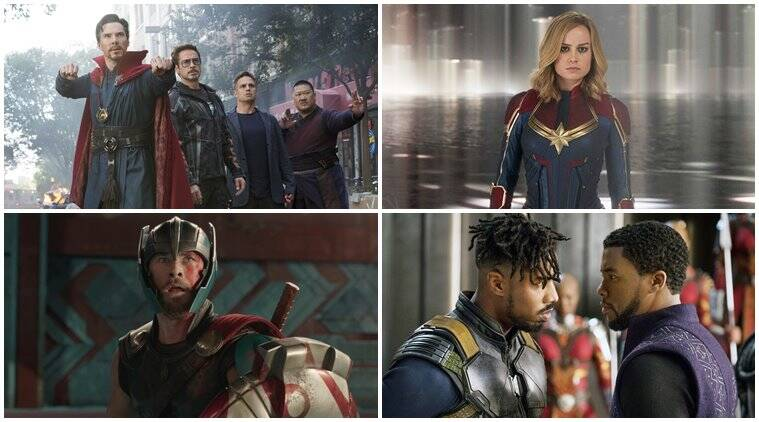 Avengers Endgame: Here Is How The Last Five Mcu Films Fared At The Box Office