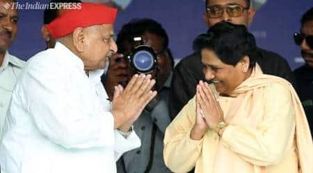 Govt using central agencies to hide failures: BSP chief Mayawati