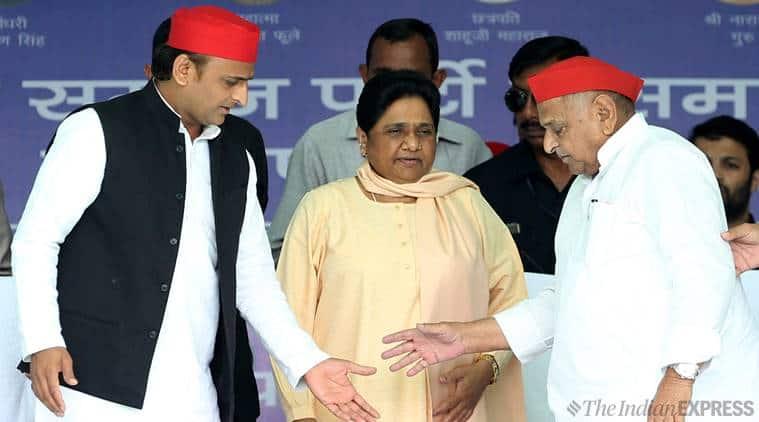 Mayawati Mulayam, Mulayam Mayawati, Mayawati Mulayam rally, Mayawati Mulayam together, Mayawati Mulayam Sing Yadav rally mainpur, SP BSP alliance, Mayawati Mulayam together, Uttar Pradesh polls,  Lok Sabha Elections 2019, Decision 2019, election news