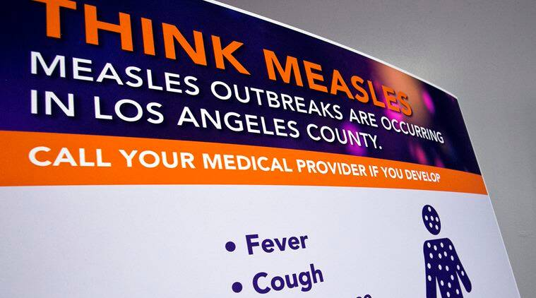 More than 700 at two California Universities under quarantine amid measles outbreak