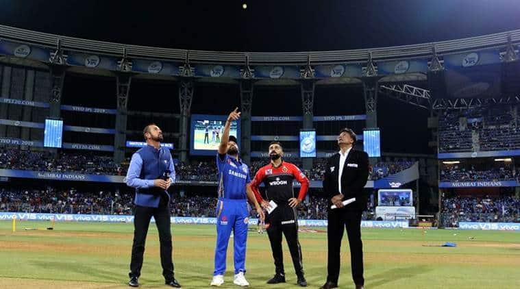IPL 2019, MI vs RCB Live Cricket Score: