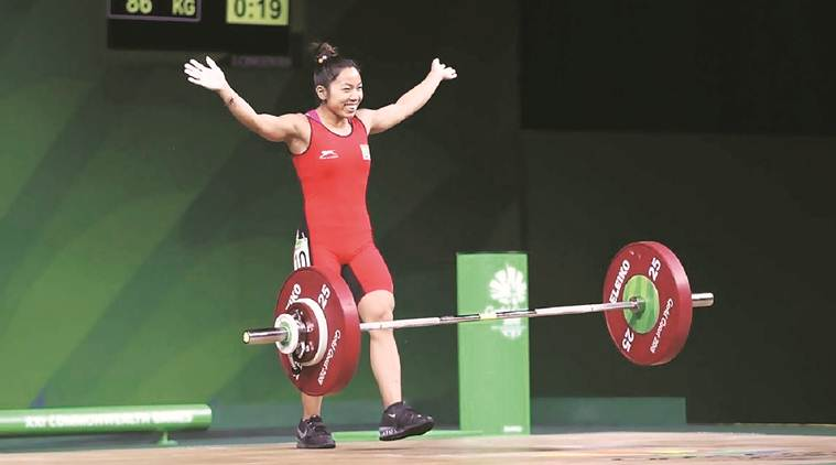 Asian Championship, Tokyo Olympics, Mirabai chanu, weightlifting, Indian wrestlers, Indian female wrestlers, sports news, Indian express