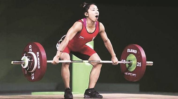 Asian Championship: For Mirabai Chanu, A Twist Of Arm And Flip Of Fate
