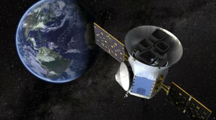 nasa, exoplanet, earth sized exoplanet, tess, transiting exoplanet survet satellite, astrophysical journal letters, tess detect exoplanet, tess earth sized exoplanet, earth sized planet, tess detect planet