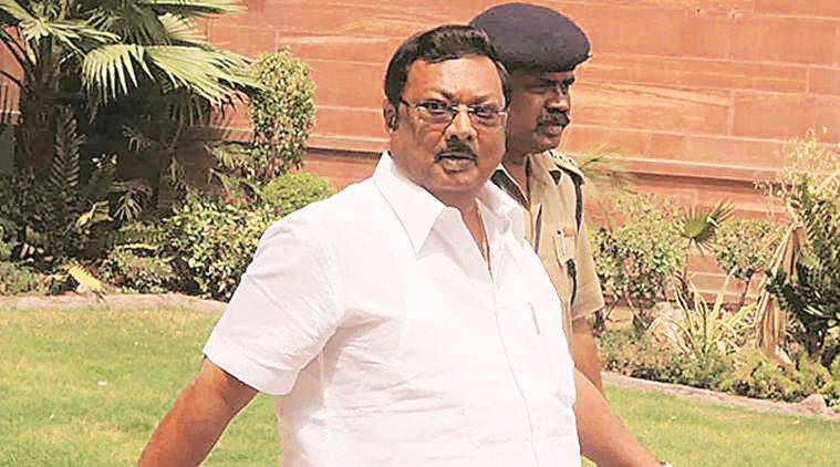 ED attaches 25 properties, bank deposits over Rs 40 crore of Alagiri's son