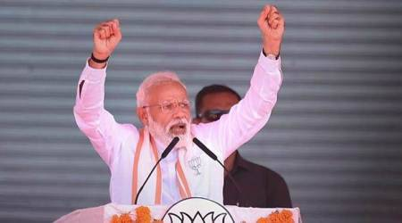 pm narendra modi, prime minister narendra modi, bjp government, demonetisation, swacch bharat, swacch bharat abhiyaan, swacch bharat abhiyan, sabka saath sabka vikas, gst, lok sabha elections 2019, lok sabha polls 2019, elections news, india news, opinions, Indian Express