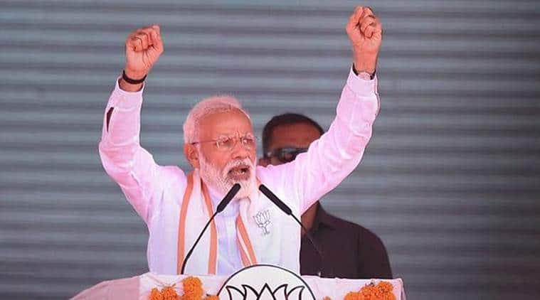Narendra modi, Modi election, muslim voters in india, Modi election campaign, BJP manifesto, BJP election agenda, Congress election agenda, lok sabha elections, general elections, election news, decision 2019, lok sabha elections 2019, indian express