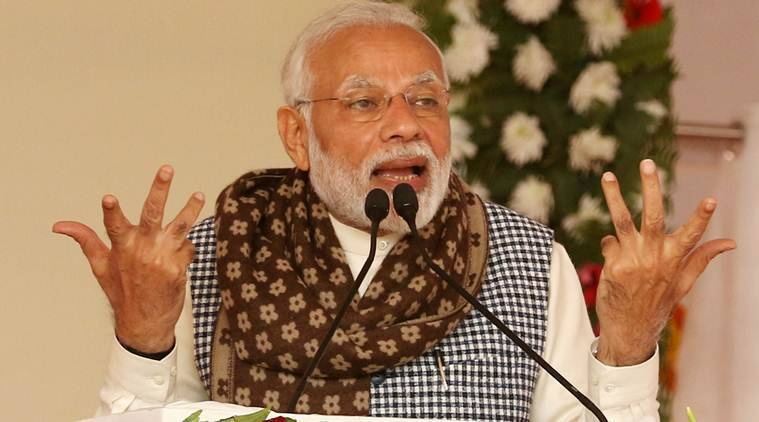 narendra modi, balakot airstrike, narendra modi on balakot, narendra modi latur speech, pm modi latur speech, narendra modi on pulwama, balakot airstrikes, pulwama attacks, pulwama crpf attacks, Modi biopic, modi rally, model code of conduct, election news, elections 2019