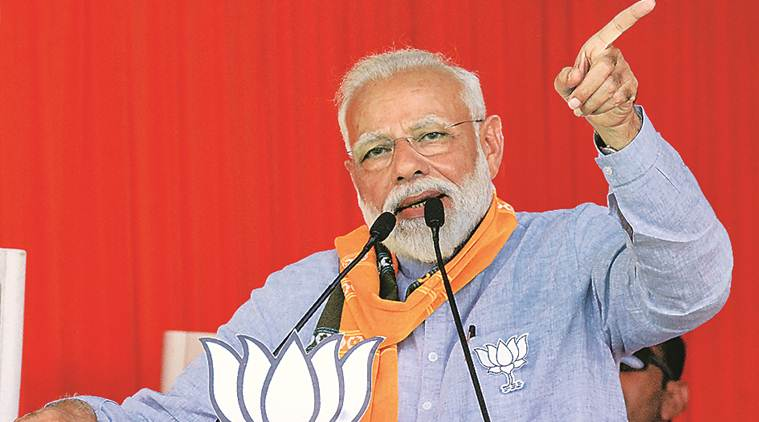 Report on PM Modi's Barmer speech sent to EC: Poll authorities