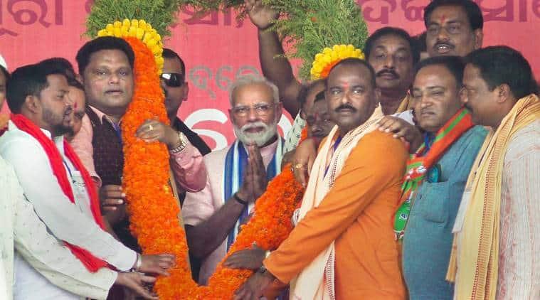 PM Narendra Modi blames Congress for Bastar Naxal attack: Lifting their spirits