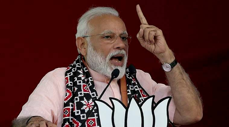 LS election 2019: I am your man in Delhi, have right to seek 26 lotus from people of Gujarat, says Modi