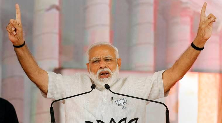 Lok Sabha elections 2019 LIVE: I am a challenger, fighting forces that harm India, says PM Modi