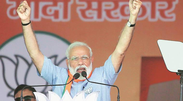 'speed Breaker' Mamata Has Lost Her Sleep After Two Phases Of Lok Sabha Polls: Pm Modi In Bengal